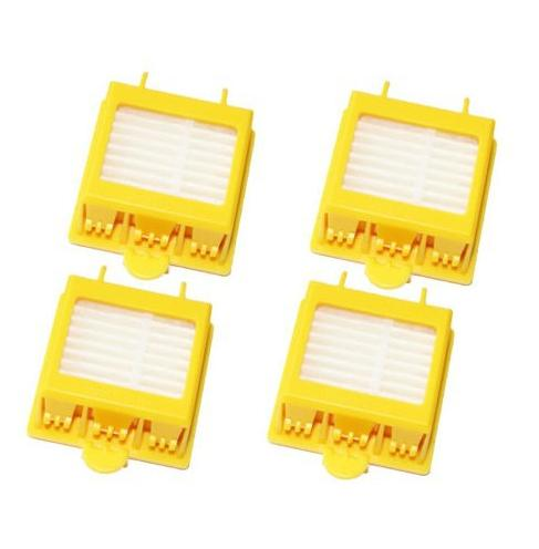 4 pcs Hepa Filter for iRobot Roomba 700 Series 760 770 780 790 Vacuum Cleaner Accessories Brand New<br><br>Aliexpress