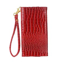 Crocodile Leather Universal Wallet Bag Case For Samsung Galaxy Note 2 N7100 Note 3 N9000 Flip Cover Handbag Flip Cover(China (Mainland))