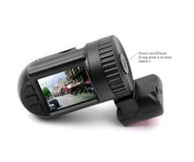 Free Shipping Original Mini 0801 Ambarella A2S70 Full HD 1080P Optional GPS Tracker Car DVR Camera