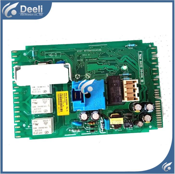 Free shipping 95% new original for Washing Machine drum computer board WFC855 WFC851CW WFC1051CW board