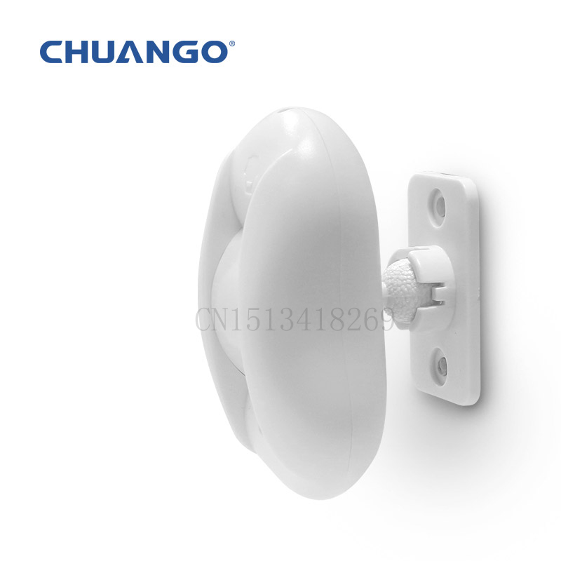 315MHZ Chuango Wireless Curtain PIR Motion Detector Chuango PIR-800 for home Free Shipping(China (Mainland))