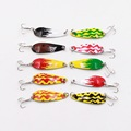 1Pcs Crank Lures lures 5.5cm/7.1g Artificial VIB hard bait Fishing bait 5 colors fishing lure Fishing tackle