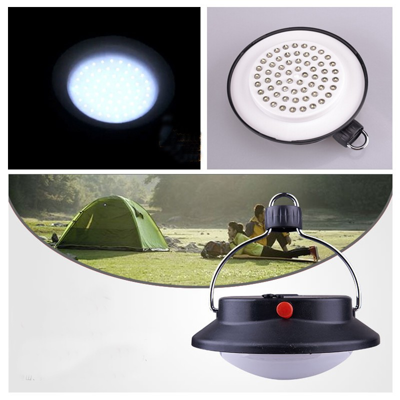 New Adjustable Light Camping Outdoor Light 60 LED Portable