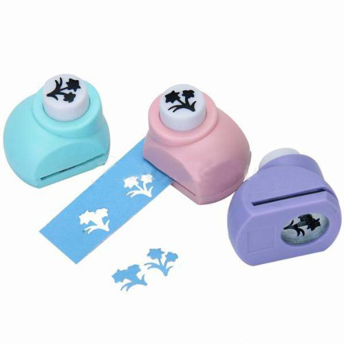 WSFS Wholesale Craft Paper Punch Cutter Shaper for Card Making--Flower-Themed<br><br>Aliexpress
