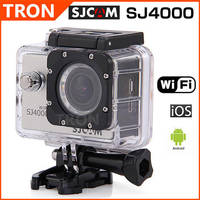 Original SJCAM SJ4000 WiFi  HD Camera Camcorders Sport Camera Waterproof  Novatek 1.5 Inch LCD support ios android