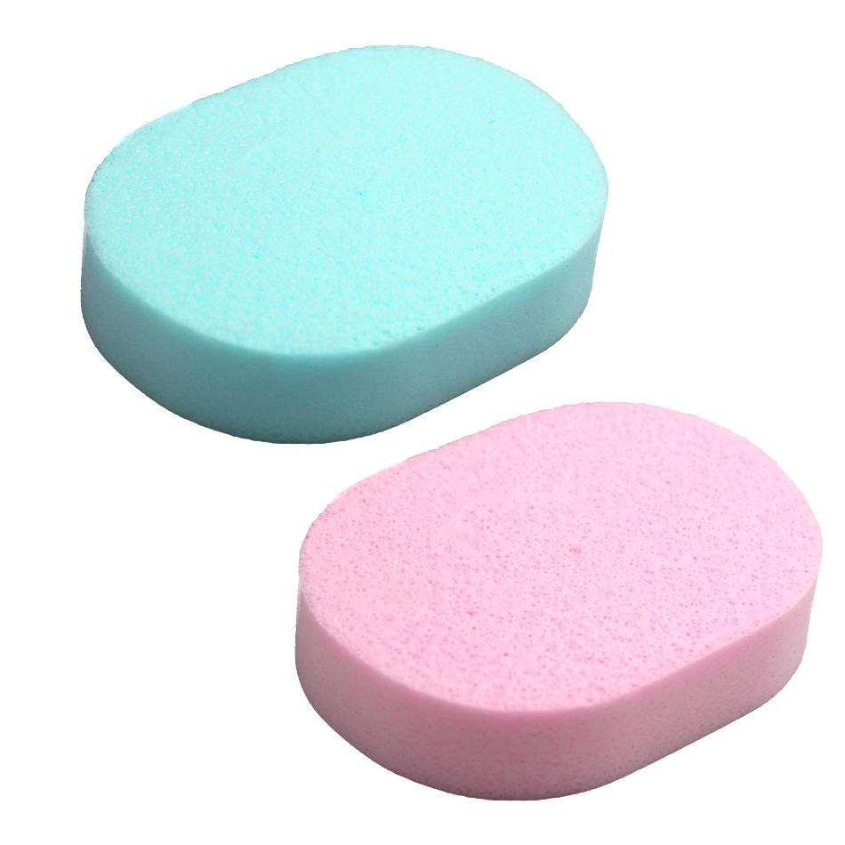 Mt015 Facial esponja de pó cosméticos nova chegada venda quente triângulo base de esponja Powder Puff Facial