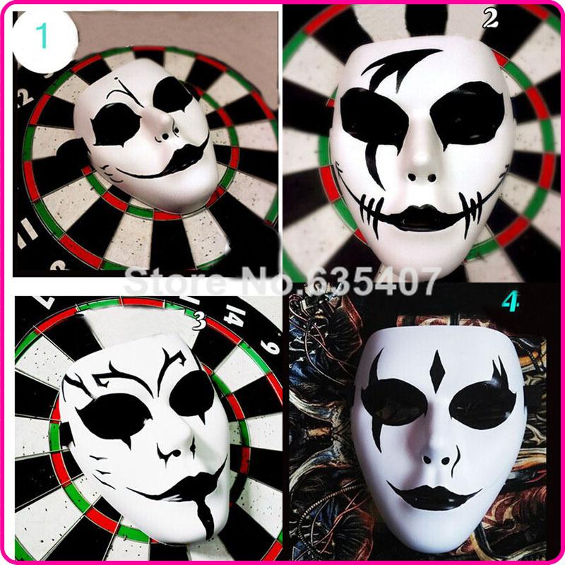 Hand-painted Jabbawockeez Mask PVC Hip Hop Dance Mask(China (Mainland))