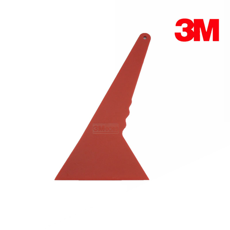 super soft 29*14cm Quality 3m boss window tint squeegee, red quick foot, water squeegee for water removing 3M06(China (Mainland))