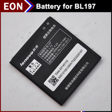 100% Original for lenovo a820 battery S889T S720 A800 A798T Battery BL197 (2000mAh) for Lenovo MTK6577 MTK6589 mobile phone(China (Mainland))
