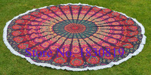 Indian Bohemian Tapestry Throw