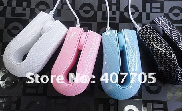 10PCS U shape optical mouse, Fashionable mouse, advertising mouse,with/without Snakeskin grain mouse