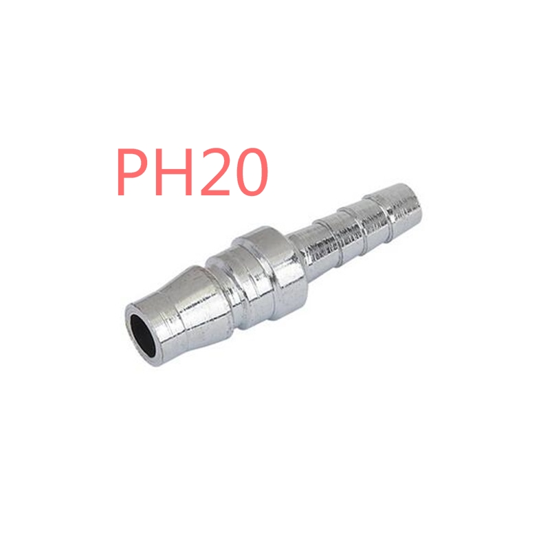 Free Shipping 10Pcs PH20 Pneumatic tube quick connector C -style pagoda quick twist fitting(China (Mainland))