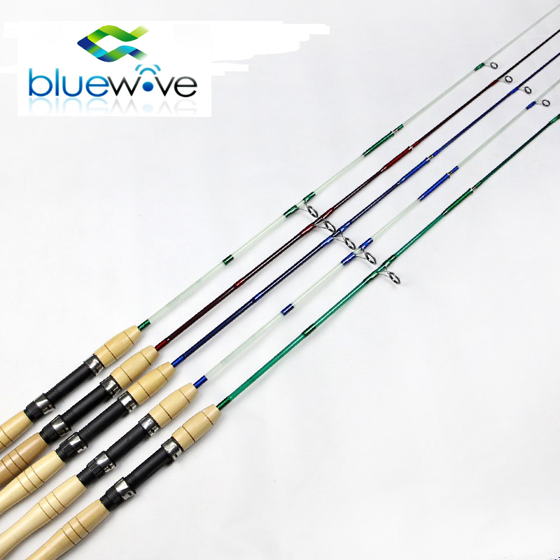5 colors super hard spinning fishing rod medium light for Light fishing rods