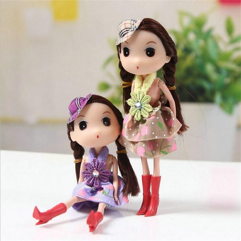 New arrived 18cm 12pcs/lot confused doll pendant wholesale vinyl doll wedding gifts small doll kit factory direct wholesale<br><br>Aliexpress