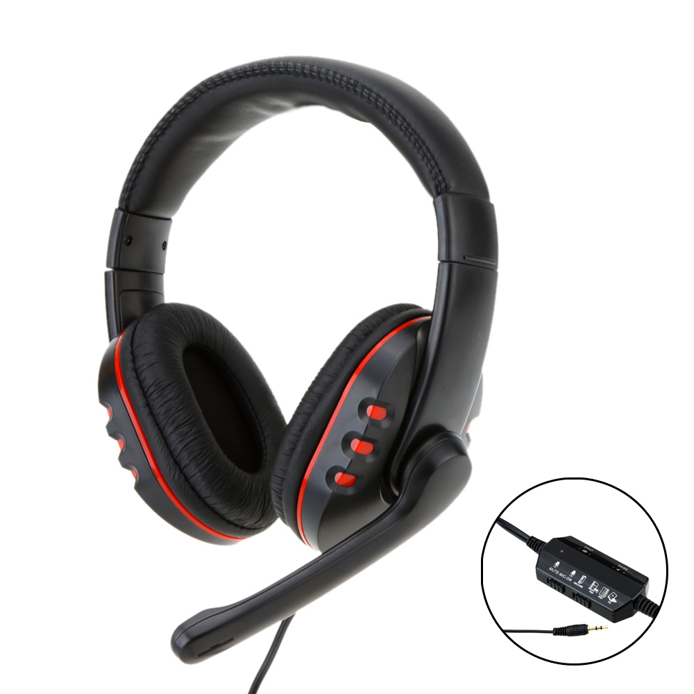 Professional 4 in 1 Gaming Headset Hifi Stereo High Fidelity Game Headphone with Microphone for PS3 PS4 for XBOX 360 PC Laptop(China (Mainland))