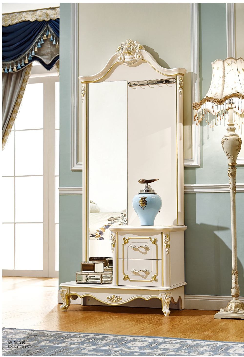 Popular Mirrored Bedroom Furniture Sets-Buy Cheap Mirrored ...