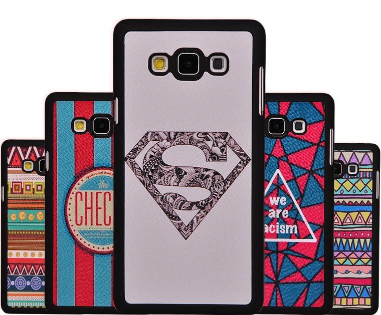 For Samsung Galaxy A7 A7000 Plastic Hard Back Cases Phones A7 Fundas Capa Cover A7000,Original Brand Name New Arrival,Drop Ship(China (Mainland))