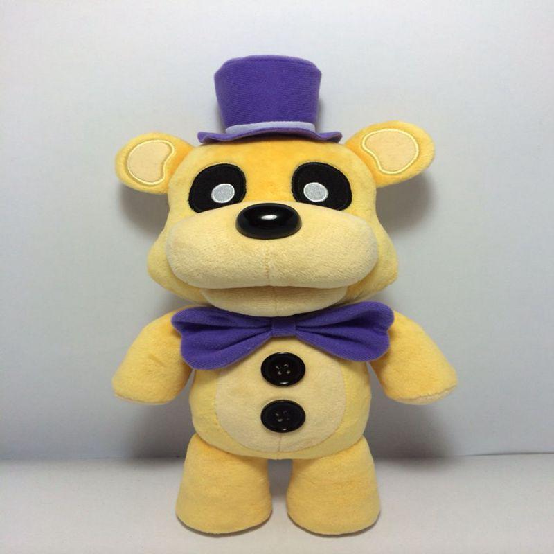 30cm Plush Fnaf  Freddy teddy bear toys stuffed Five nights at freddy dolls<br><br>Aliexpress