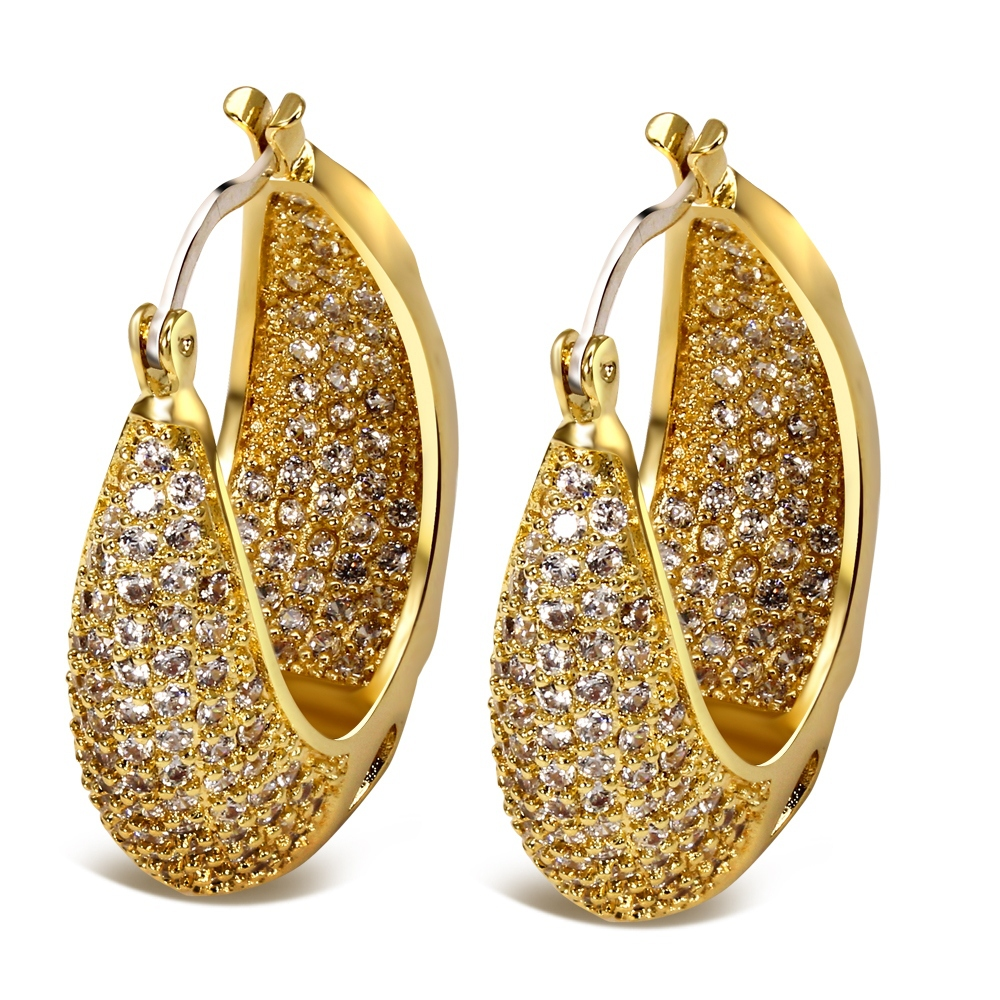 21 wonderful Gold Earrings For Women Designs – playzoa.com