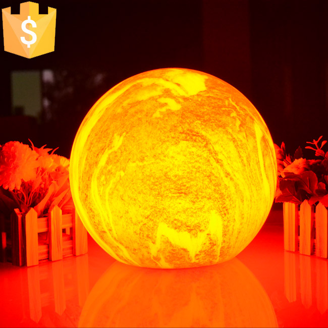 Party Home Patio Wedding Romantic Decor Light Color Changing Wireless Table Lamp 4pcs/lot(China (Mainland))