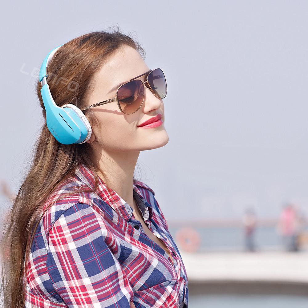 AUSDOM M07 Foldable Bluetooth Headphone Wireless Stereo 4.0 Headset Headband Earphone for iPhone iPad iPod Samsung Phone Tablet