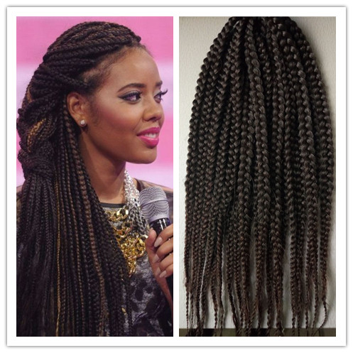 Crochet Box Braids Jumbo : 2s jumbo braids,crochet havana box braids,kanekalon braids, box braids ...