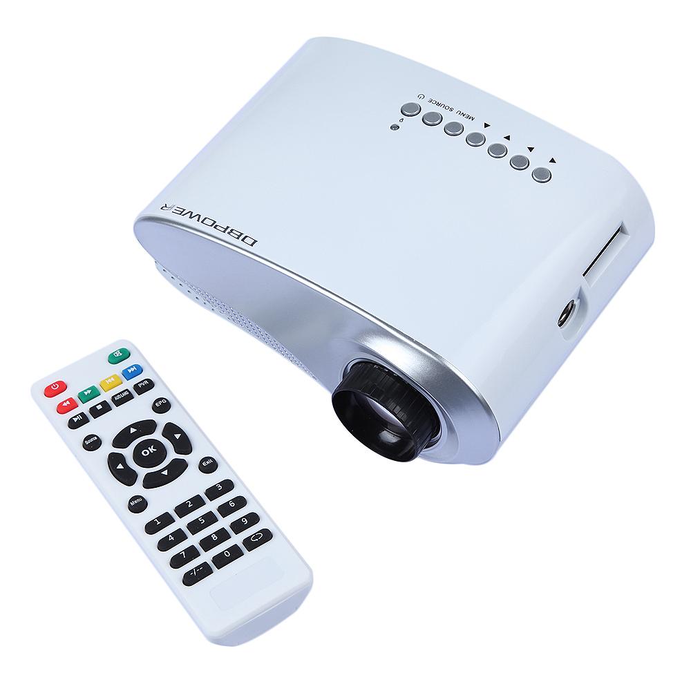 Mini LED Projector 1000:1 Hdmi 1080P HD Portable Pico proyectore Theater projetor TV VGA Games Video projecteur Beamer Projetor(China (Mainland))