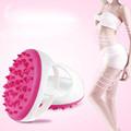 2016 1PC Soft Handheld Slimming Massage Brush Bath Anti Cellulite Full Body Scrub Relaxing Spa Glove
