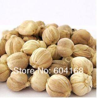 Round Cardamom Fruit / Java Amomum Fruit /white cardamom/bai dou kou/Traditional Dry Herbs Traditional Chinese medicine 500G <br><br>Aliexpress