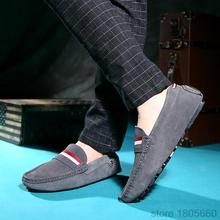 2015 Fashion Gommini Men Driving Shoes Boats Breathable Loafers Leather Men s Flats Casual Male Sneakers
