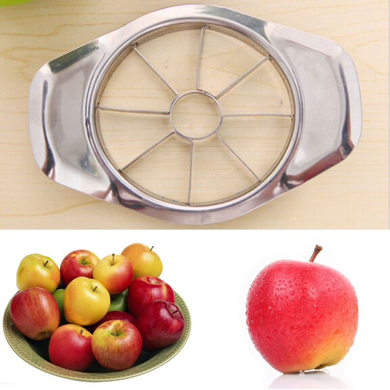Stainless Steel Apple Pear Corers Cut Apples Corer Slicer Easy Cutter Fruit Knife - You Xiao store