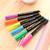 Korea stationery multicolour pen neon pen 6