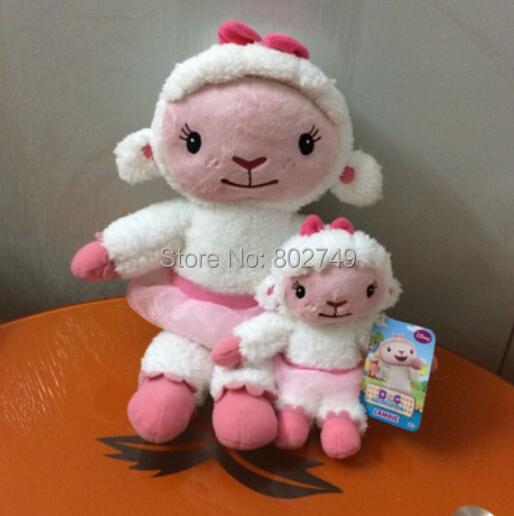 Doc Mcstuffins Lambie Big Size Plush Doll - Doc McStuffins Lambie Soft Plush(China (Mainland))
