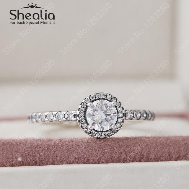 2015 осенью новый классический элегантность обручальные кольца для женщин стерлингового серебра 925 ааа помолвки мода ювелирных изделий