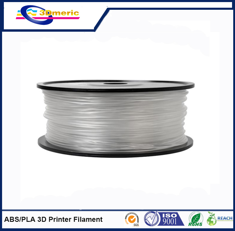 ABS 1 75mm Natural 3D Printing Filament for 3D Printer