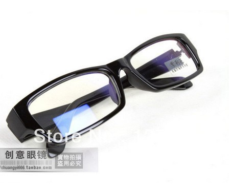 Radiation-resistant glasses male Women anti fatigue plain glass spectacles female computer goggles flat mirror myopia(China (Mainland))