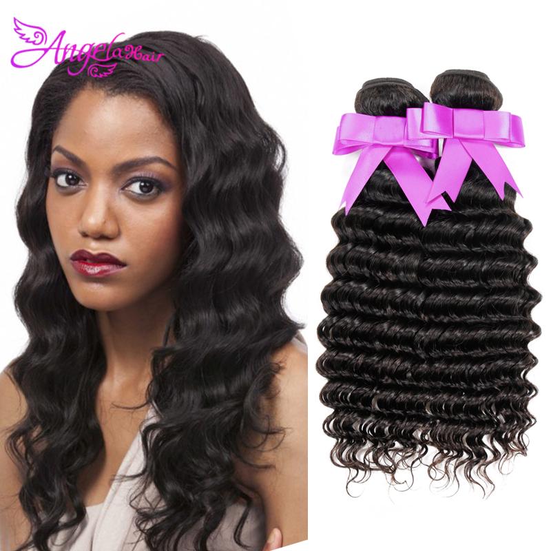 Indian Virgin Hair Deep Wave Human Hair Bundles Cheap 6A Queen Hair Products 8-30 Inches Indian Deep Curly Hair Extensions<br><br>Aliexpress