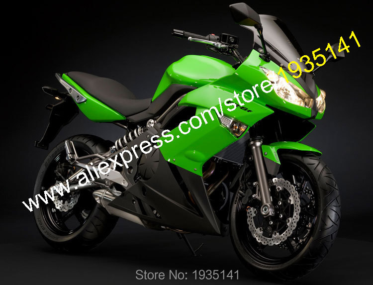 Hot Sales,For Kawasaki Ninja ZX14R 2006-2011 Cowling ZZR 1400 ZX-14R ASB Fashion fairings 06 07 08 09 10 11 (Injection molding)