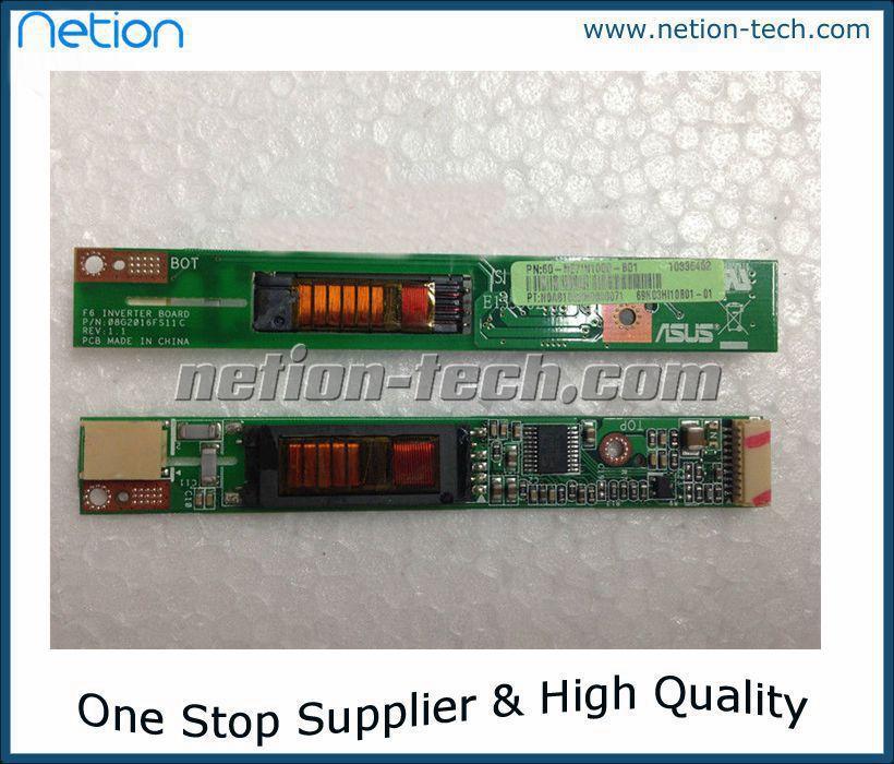Original high quality laptop LCD inverter board for ASUS F3 F3J F3T Z53J F3U F3F F3H Z96 Z53T F6 F9 LCD Monitor Inverter(China (Mainland))
