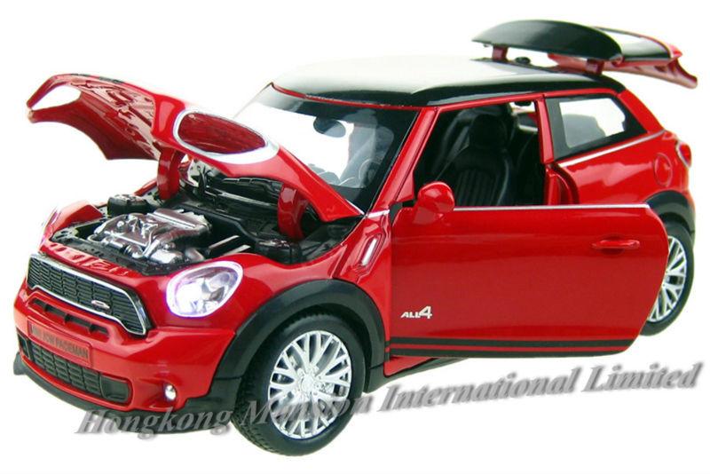 132 Car Model For MINI Paceman (15)