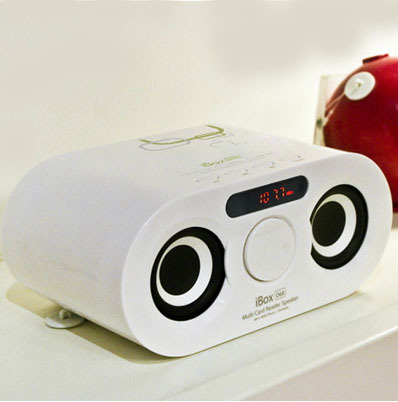 Portable stereo loud speaker MP3 player card U disk radio remote subwoofer elderly boombox home theater computer speakers