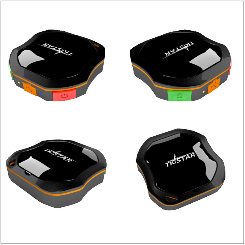 Mini Portable GPS Tracker Black Excellent Waterproof,Real Time Accuracy Monitor,Free Fee For GPS Platform,Free Shipping(China (Mainland))