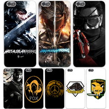 Buy Lavaza Metal Gear Rising Hard Transparent Cover Case for Huawei P10 P9 Lite Plus P8 Lite P7 6 G7 & Honor 8 Lite 4C 4X 7 for $1.23 in AliExpress store