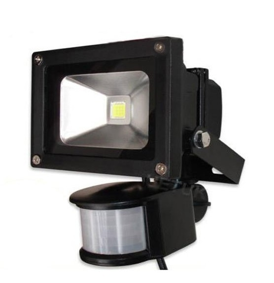 Landscape Lighting Motion Sensor : Outdoor pir motion sensor light v