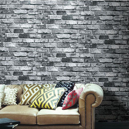 3d wallpaper vintage brick deco vinyl wallpaper roll brick