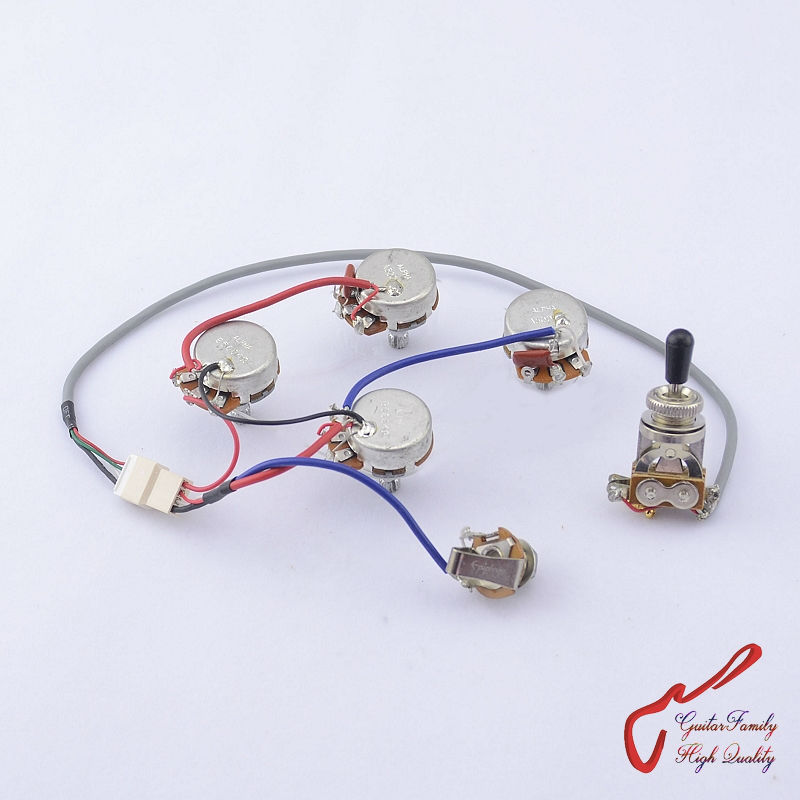 Generic Guitar Wiring Harness : Aliexpress buy original genuine epi lp sg guitar