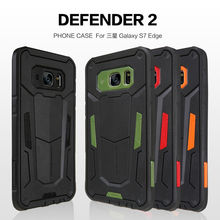 Buy Samsung Galaxy S7 Edge Case Nillkin Defender 2 Luxury Ultra Slim Armor TPU+PC Phone Cases Cover Samsung S7 / S7 Edge for $9.89 in AliExpress store