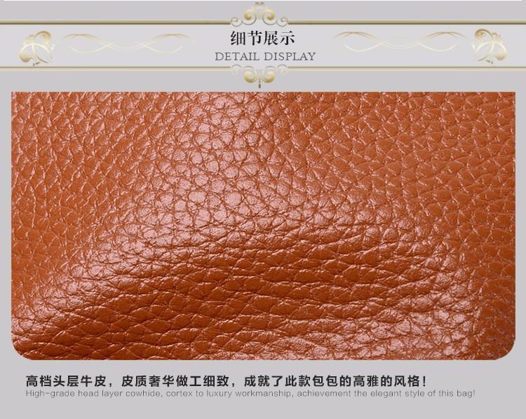 ซื้อ 2016หนังแท้กระเป๋าแฟชั่นBolsa Femininaหรูหราผู้หญิงของMessengerกระเป๋าสตรีกระเป๋าสะพายสำหรับผู้หญิงหนังกระเป๋าZ70