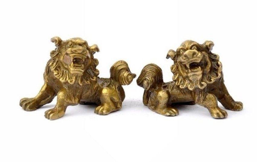 Chinese lion dog