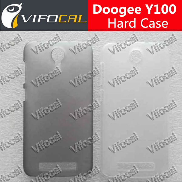 Doogee Y100 case 100% Original Comfortable Protector hard Case Cover For VALENCIA 2 Y100 Pro mobile phone + Free shipping(China (Mainland))